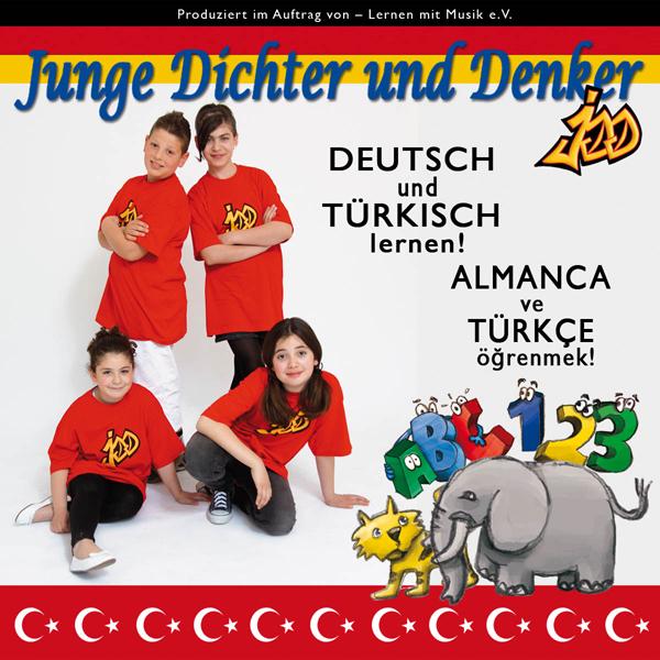 Deutsch Türkisch lernen