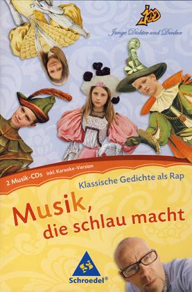 JDD Musik, die schlau macht - 2 Musik-CDs